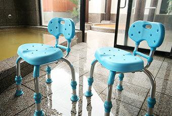 大浴場用高座椅子