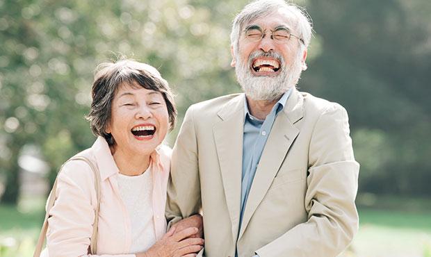 長寿・還暦・退職を祝う