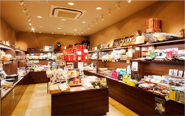 1F 商店「花野邊」