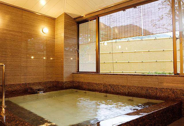 画像:銀泉の湯 お風呂