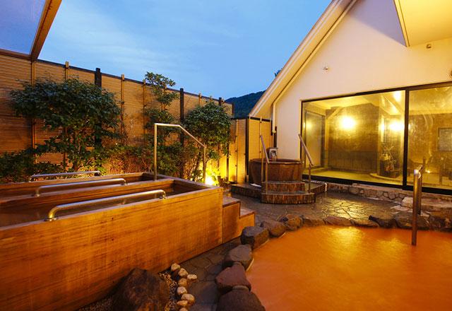 画像:金泉の湯 お風呂